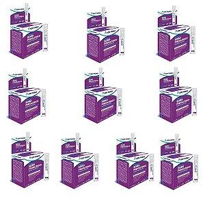 SORO FISIOLOGICO 5ml com 10 ampolas ADV kit c/ 10