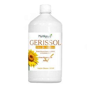 OLEO DE GIRASSOL 500ml -Gerissol Multinature