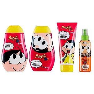 Kit Turma da Monica (4 produtos)