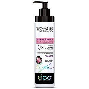 Shampoo Eico 280mL Restauração Celular