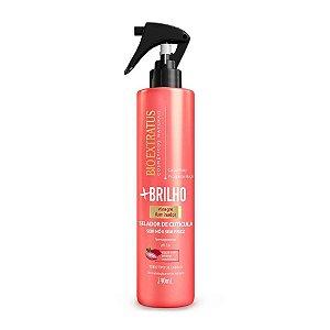 Spray Selador de Cuticula Bio Extratus Mais Brilho 240ml