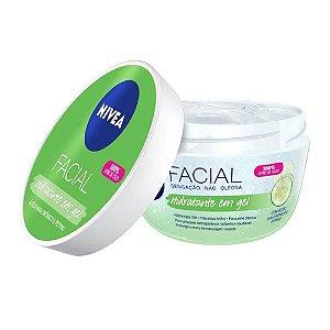 Hidratante em Gel Facial Nivea Hialuronico e Pepino 100g