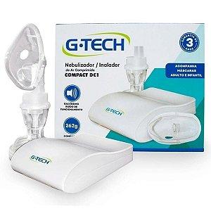 Inalador E Nebulizador G-Tech Compact DC1