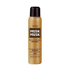 Desodorante Musk Musk  Aerosol Original  150ml