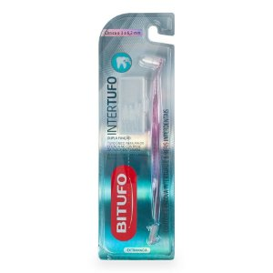 Escova Bitufo Intertufo Conico 3mm a 6,2mm c/6un