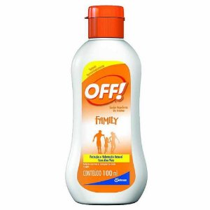 Repelente Off Loção Family 100ml