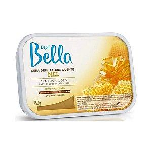 Depil Bella Cera Quente 250gr Mel