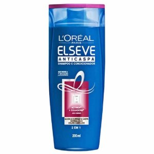 Shampoo Elseve ANTICASPA 200ml Anticaspa 2em1