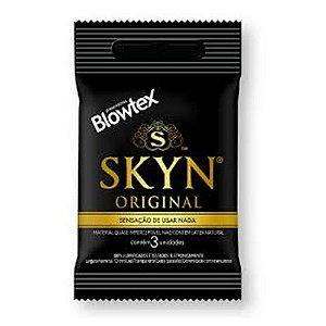 Preservativo Blowtex Skyn 3UN