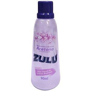 Removedor de Esmalte Zulu Seduction  90ml (Roxo)
