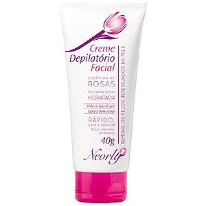 Neorly Creme Depilatório Facial Rápido 40G