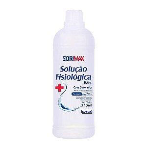 SORO FISIOLOGICO 240ML Farmax Sorimax