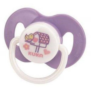 Chupeta Kuka  nº2 redonda lilas cod 62388