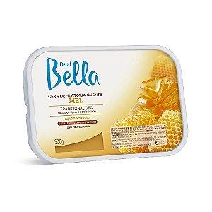 Depil Bella Cera Quente 500gr Mel