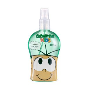 Colonia Splash Turma Da Monica Cebolinha 200ml