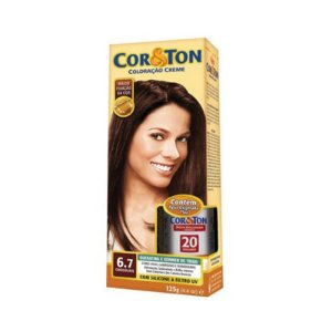 Tintura Cor&Ton 6.7 chocolate