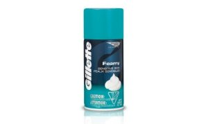 Espuma Barbear Gillette Foamy 175gr Pele Sensivel