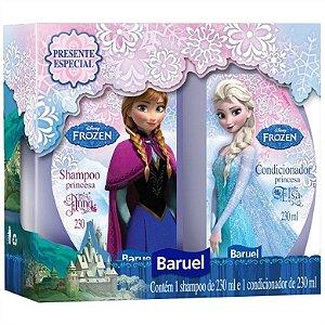 Kit Baruel Disney Frozen Sh + Cond 230ml cada