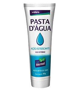 Pasta D'Água Mentol 80g - Vidora