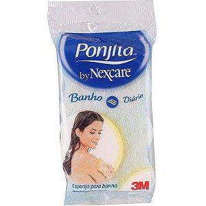 Esponja Para Banho Ponjita Banho Diário Ref.:FS 1174341
