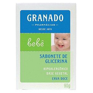 Sabonete Granado Bebe Erva Doce 90gr