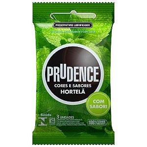 Preservativo Prudence Hortela 3un
