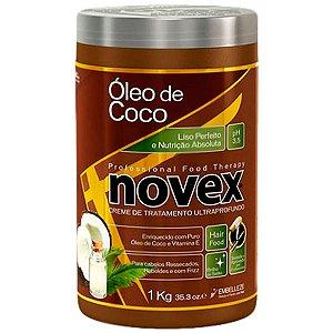 Creme De Tratamento Novex Oleo de Coco 1Kg