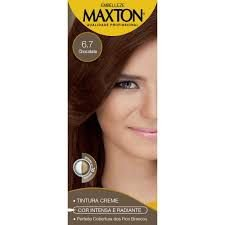 Tintura Maxton Kit 6.7 Chocolate