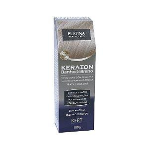Tonalizante Banho de Brilho Keraton Platina