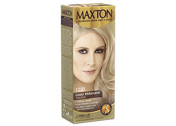 Tintura Maxton 12.0 Louro Extra Claro