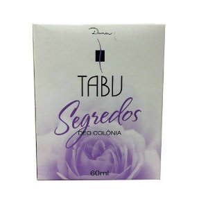 Deo Colonia Tabu Segredos 60ml