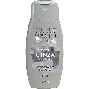 Shampoo Phytogen Cinza Desamarelador 120ml