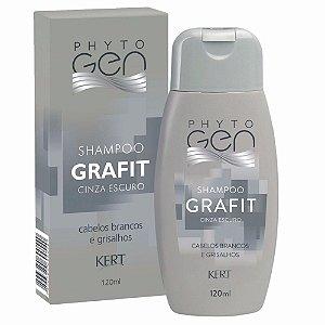 Shampoo Phytogen Grafit Cinza Escuro 120ml
