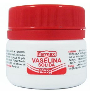 Vaselina Solida Farmax 25grs