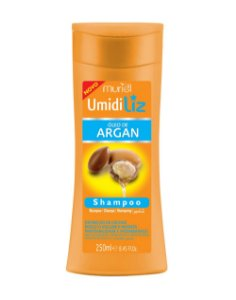 UMIDILIZ SHAMPOO OLEO DE ARGAN 250ML