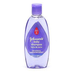 Shampoo Johnson Baby Hora do Sono 200ml