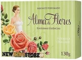 Sabonete Alma de Flores Original 130gr