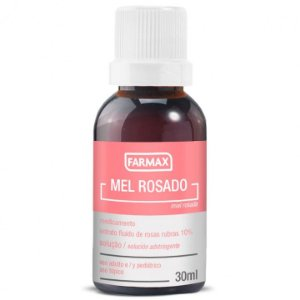 Mel Rosado Farmax 30ml