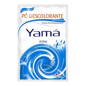 Pó Descolorante Yama  Active 50g