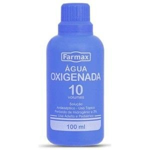 Agua Oxigenada 10 Farmax 100ml