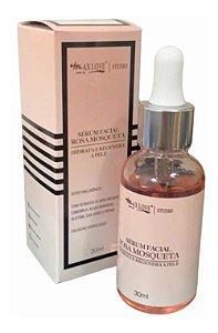 Max Love Serum Facial Rosa Mosqueta 30mL