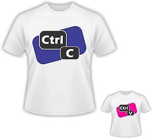 Camiseta Tal Pai, Tal Filha - Malha Fria