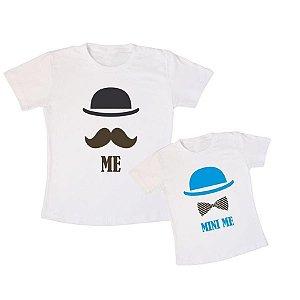 Camiseta Tal Pai, Tal Filho - Mini Me
