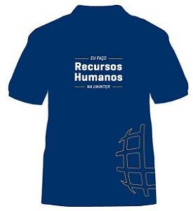CAMISETA UNINTER - Recursos Humanos