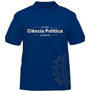 CAMISETA UNINTER - Ciências Políticas