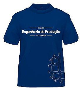 CAMISETA UNINTER - Engenharia de Produção