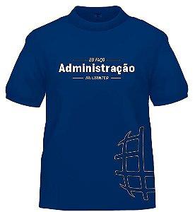 CAMISETA UNINTER - Administração