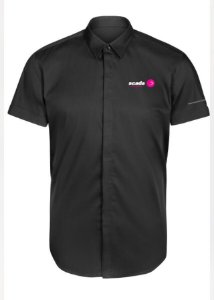 Camisa de gerente - Masculina 2 - Scada Café