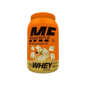 WHEY QUALITY MUSCLE FULL - 810G