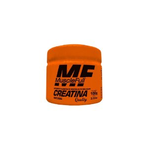CREATINA QUALITY MUSCLEFULL - 100G